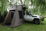 Safari Landcruiser 4WD campervan hire - australia