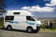 Cheapa Hitop campervan hireadelaide