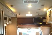 25ft Class C Coachmen Freelander D rv rental - usa
