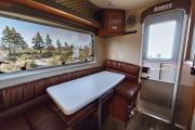 Escape Rentals USA 3 Berth Truck Camper - Newport Camper motorhome motorhome and rv travel