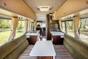 2 Berth ST campervan hire - australia