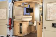 Urban Luxury motorhome rental - italy