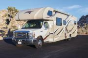 Compass Campers USA FS31 Class C Motorhome Slide-out