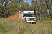 Cheapa Campa AU Domestic 4wd Camper campervan hire darwin