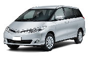 Hi Ace minibus Toyota or similar car hirenew zealand