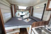 Just Go Motorhomes UK 2 Berth Rainbow motorhome motorhome and rv travel