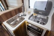 Just Go Motorhomes UK 2 Berth Rainbow