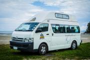 Happy Campers NZ Happy Hi 5 new zealand camper van hire