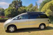 Adventurer Campers Eco  Adventurer campervan rental new zealand