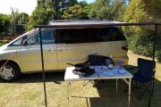 Eco Adventurer campervan hire - new zealand