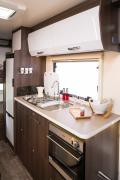 Just Go Motorhomes UK 6 Berth Adventurer