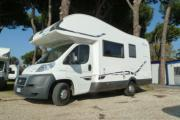 SM- McL 211 - All inclusive motorhome rental - italy