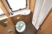 Easi Campervans Auto Trail Tribute T615 motorhome rental uk