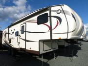 Traveland RV Rentals Ltd Truck & 31' 5th Wheel Bunk Beds  motorhome rental vancouver