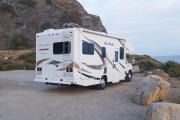 Compass Campers USA (International) C25 Class C Motorhome motorhome motorhome and rv travel