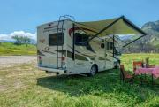21-23 ft Class C Non-Slide Motorhome rv rental - usa
