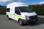 2 Berth with ST campervan hirewellington