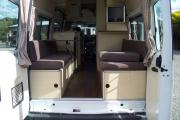 Discover NZ Motorhomes 2 Berth with ST campervan hire queenstown