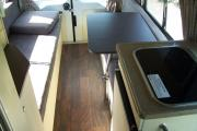 2 Berth with ST campervan hire - new zealand