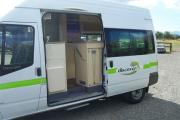 Discover NZ Motorhomes 2 Berth with ST motorhome rental new zealand