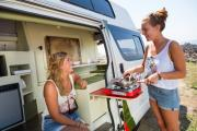 Mighty Campers 3 Berth Jackpot campervan hire sydney