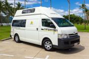 Camperman Australia AU Paradise Shower & Toilet(All Inclusive)$500 EXCESS campervan rental cairns