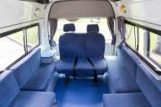 Camperman Australia AU Paradise Shower & Toilet(All Inclusive)$500 EXCESS campervan rental melbourne