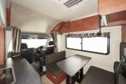 Maui Motorhomes ZA Maui 4BL - M4BL worldwide motorhome and rv travel