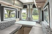 Let's Go Motorhomes AU Wanderer - 3 Berth Campervan worldwide motorhome and rv travel