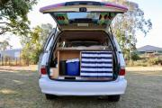 Awesome Campers Awesome Classic Camper campervan hire australia