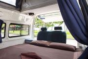 Camperman Australia AU Paradise 5 HiTop (All Inclusive Rate) $500 EXCESS motorhome rental australia