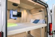 McRent Spain Urban Luxury Sunlight Cliff 601 or similar motorhome rental spain