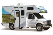 C19 - Compact Motorhome rv rental - houston