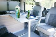Blacksheep Campervan Rental California Comfort