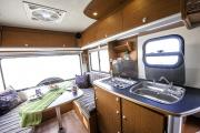 Bobo Campers ZA Discoverer 6 motorhome rental south africa