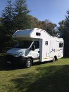 Bobo Campers ZA Discoverer 6 camper hire south africa
