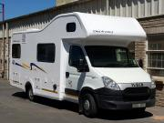 Discoverer 6 camper hire south africa