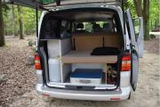 Van IT Campervan 2/3 seats T5 motorhome motorhome and rv travel