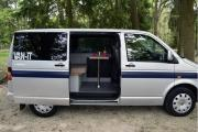 Van IT Campervan 2/3 seats T5 campervan rentals france