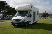 Pacific Horizon Travel Homes 4 Berth Mercedes motorhome motorhome and rv travel