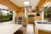 Star RV Australia International Pandora RV - 4 Berth campervan hire australia