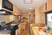Real Value RV Rental Canada C Medium - MH 22 Motorhome rv rental canada