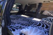 Nomad Sleepervan campervan hire - new zealand