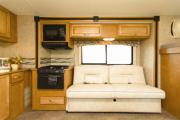 Apollo RV USA Class C - Eclipse Camper motorhome rental usa