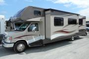 Traveland RV Rentals Ltd 31' Class C rv rental canada