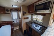 3 Berth Truck Camper - Newport Camper rv rental - usa