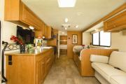 Class A - Elite Traveller rv rental - usa