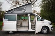 Van IT Campervan 4 seats T6 motorhome rental france