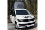 Campervan 4 seats T6 campervan rentals france