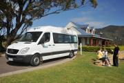 Maui Motorhomes AU (domestic) Maui Ultima: 2 Berth Motorhome campervan rental cairns